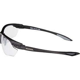 Alpina Twist Four VL+ Brille black matt